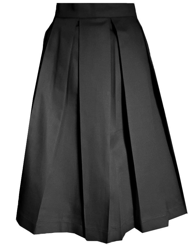 38abe1e7f57 Regan Skater Skirt – Black